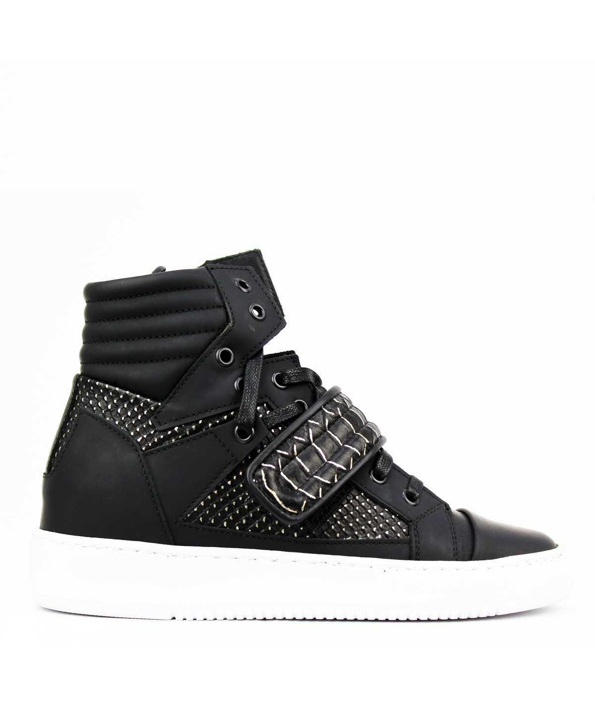 THOMS NICOLL Sneakers zeppa