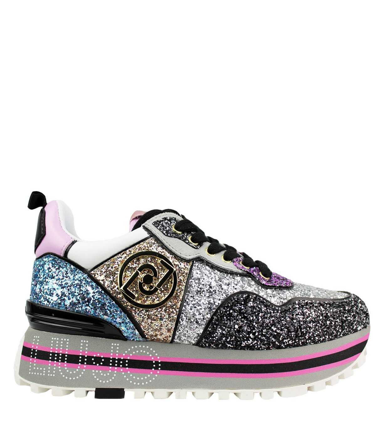 LIU JO Sneakers con glitter