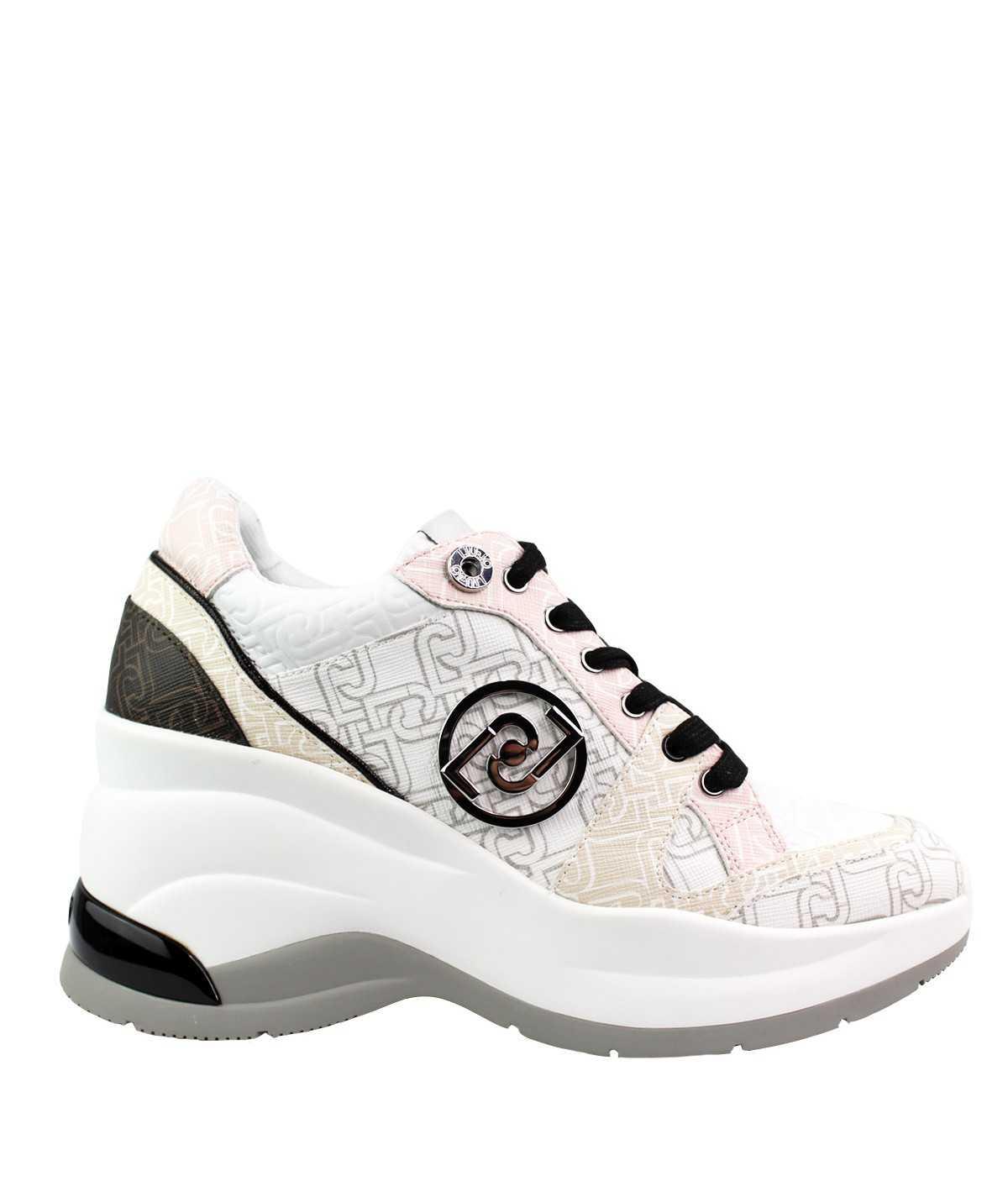 LIU JO Sneakers con zeppa