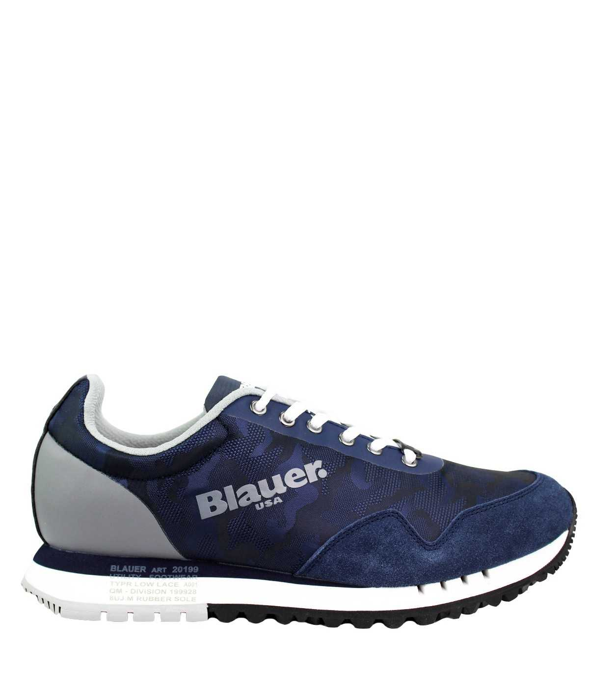 BLAUER Sneakers Uomo