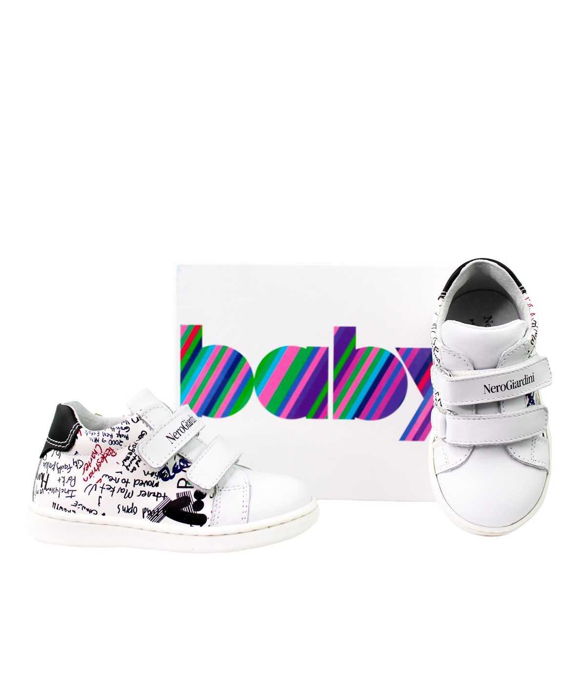NEROGIARDINI Baby Sneakers...