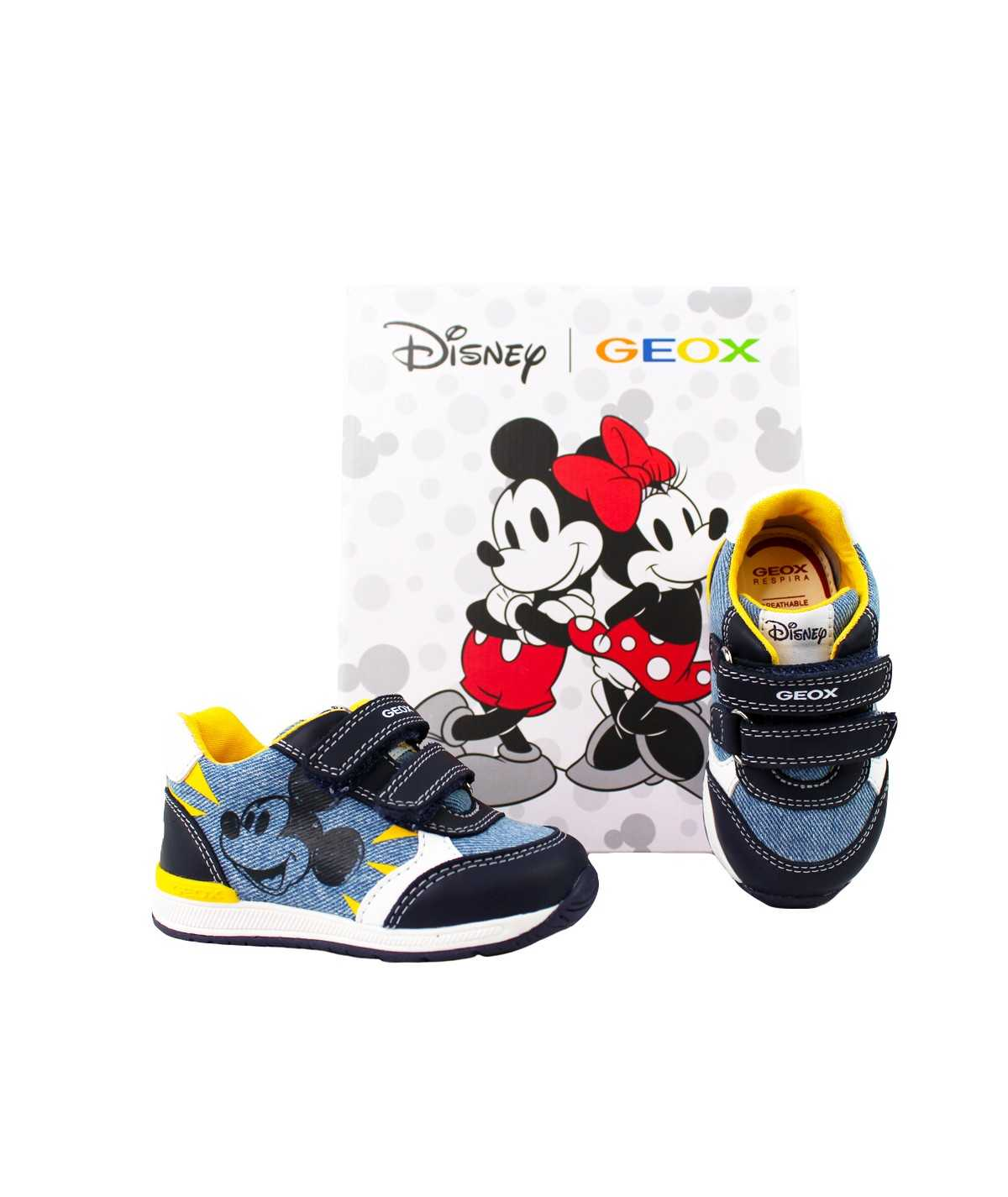 GEXO Sneakers Mickey Mouse...