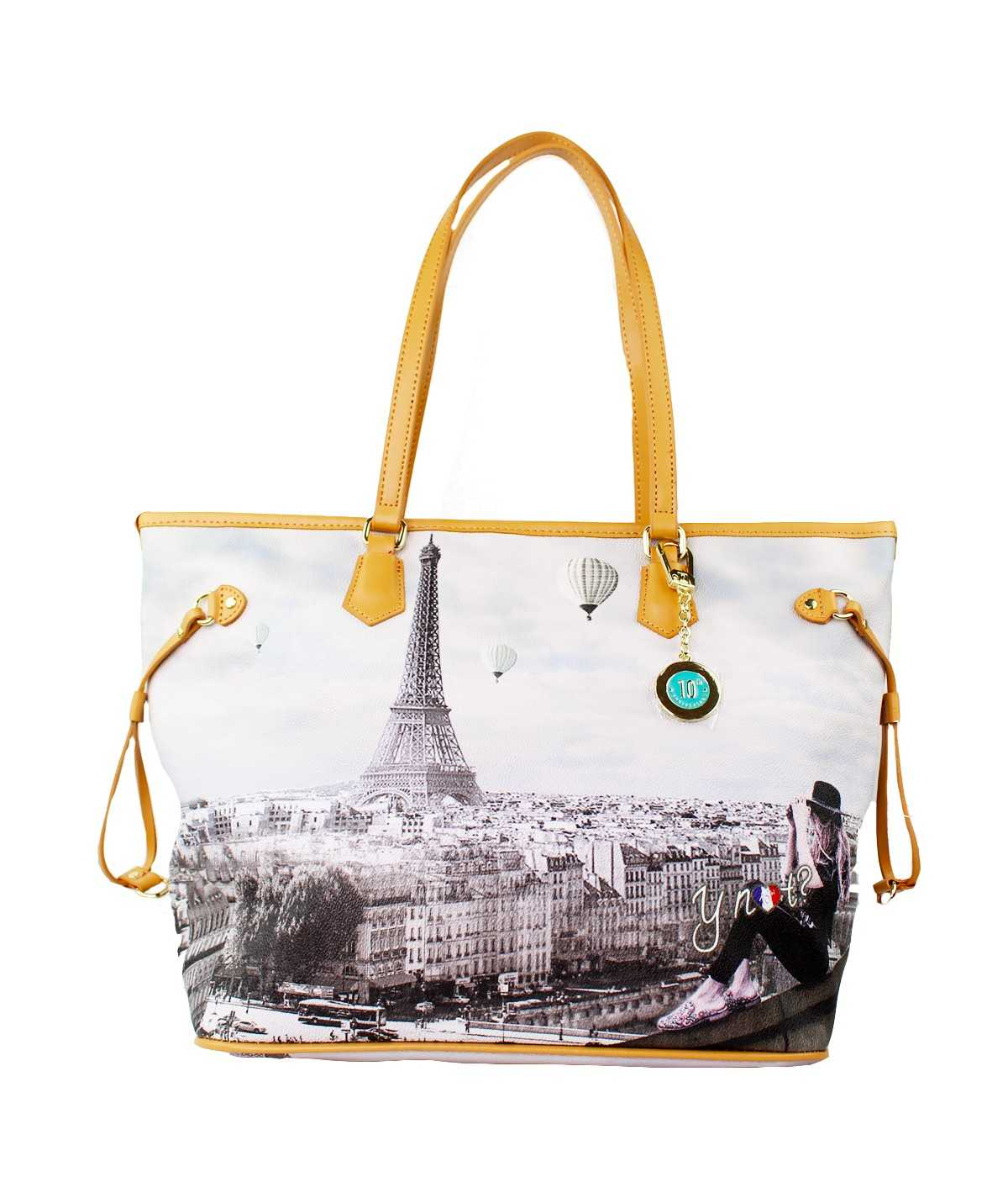 YNOT Shopper Ciel De Paris