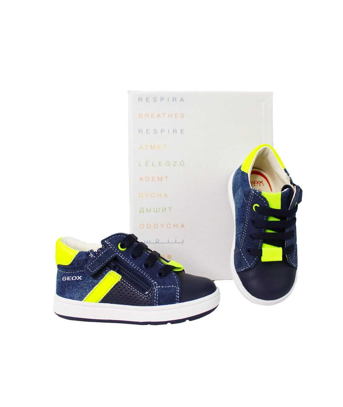 GEOX Sneakers Bambino 19/25