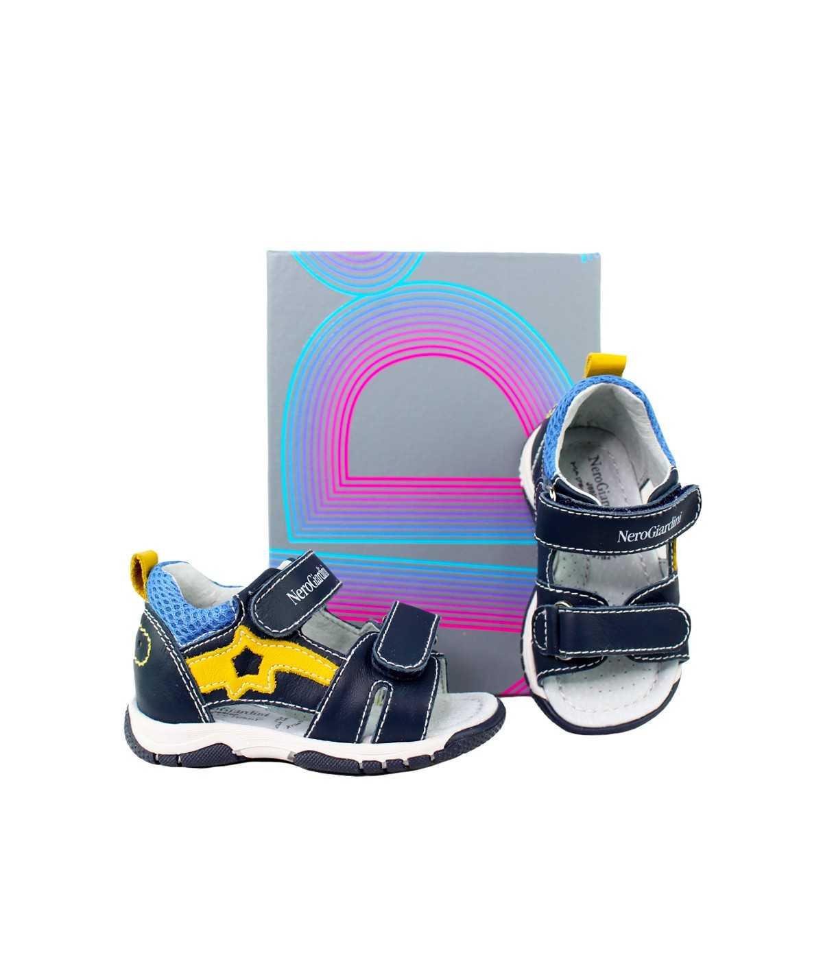 NEROGIARDINI BABY Sandalo...