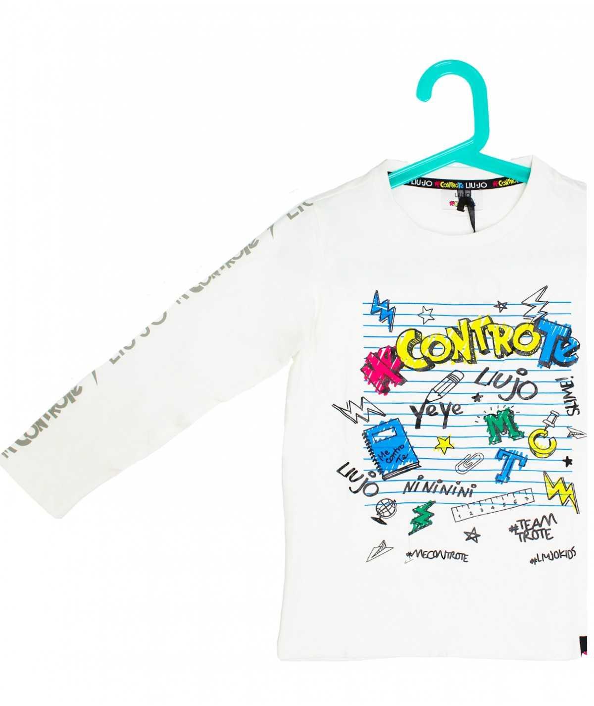 LIU JO ME CONTRO TE T-shirt...