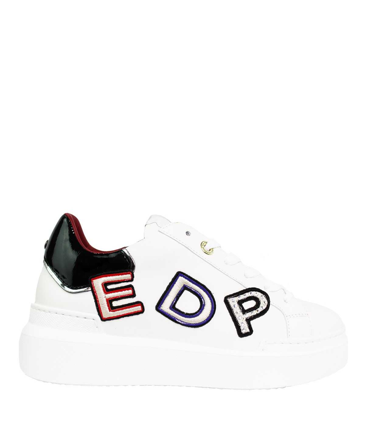 ED PARRISH Sneakers double...