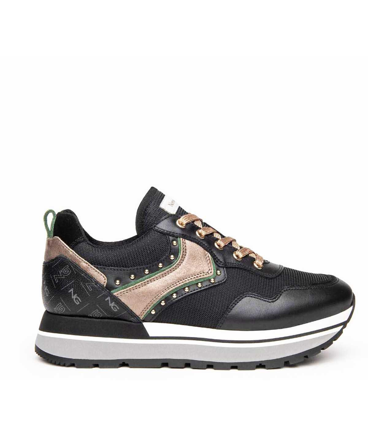 NEROGIARDINI Sneakers con...